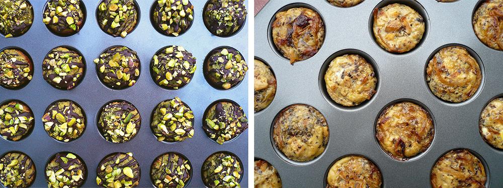 Mini Muffins Tin Fun
