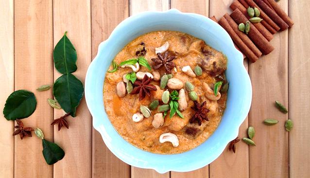 Beef Massaman Curry - Grok Grub