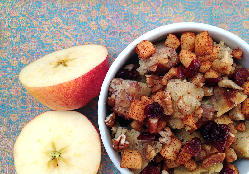 Cranberry Apple Cinnamon Smash