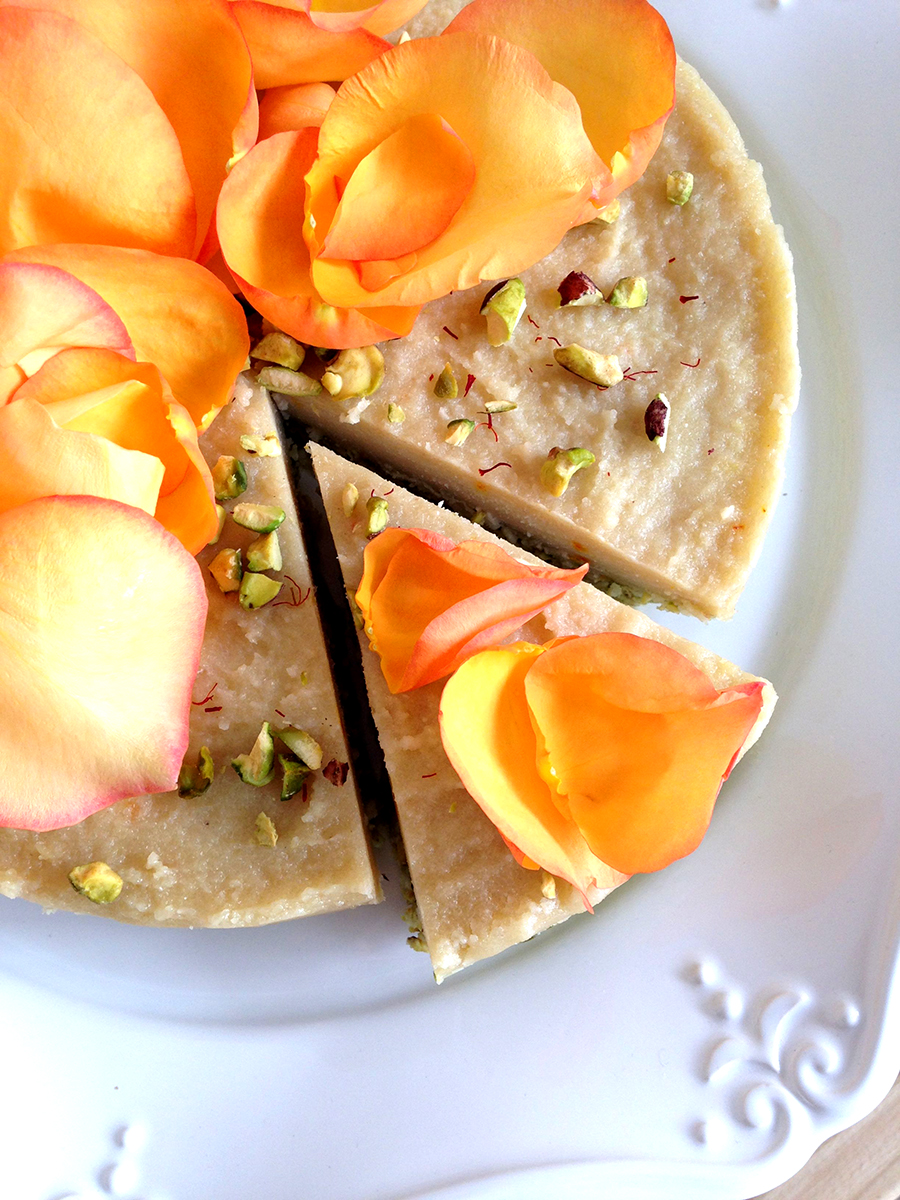 Raw Cashew Persian Dreamcake
