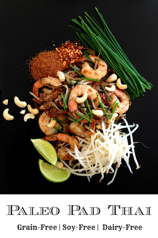 Paleo Pad Thai - GrokGrub.com