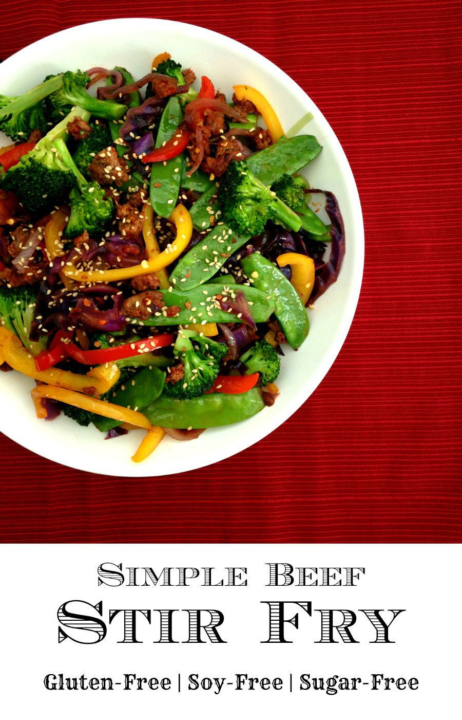 Simple Beef Stir Fry - GrokGrub.com