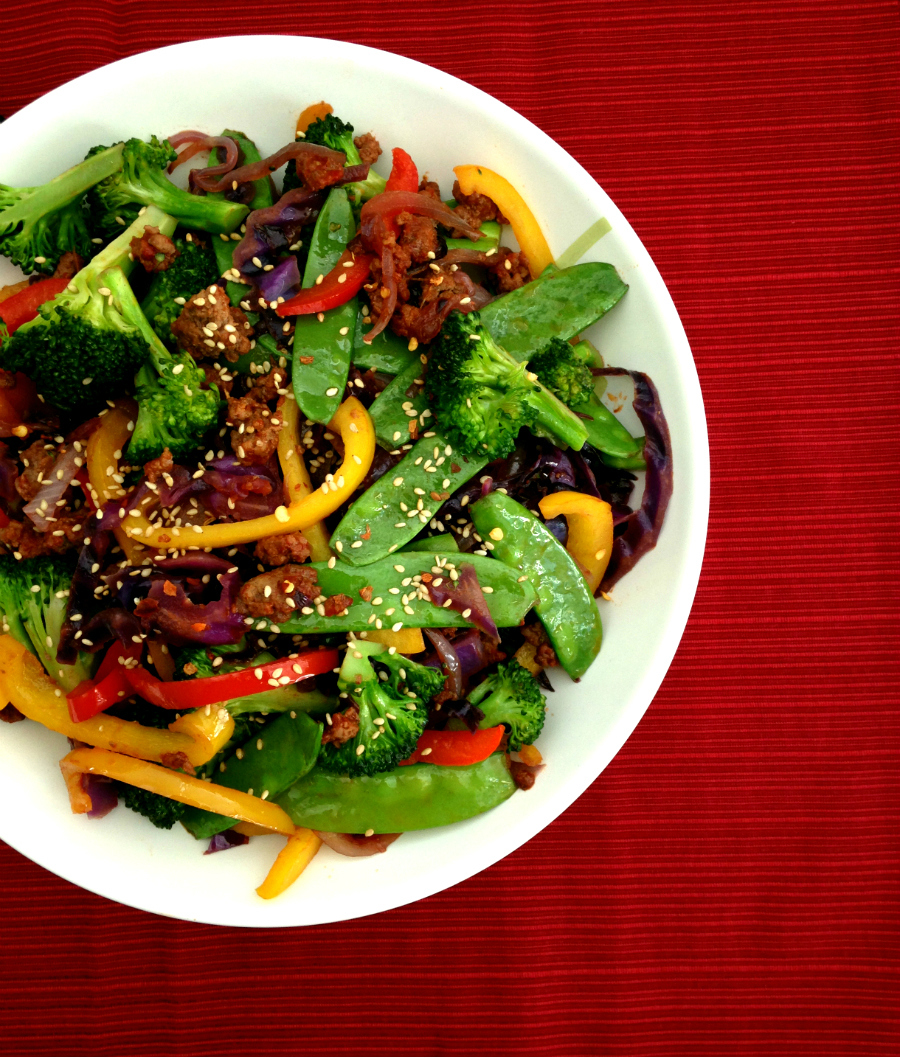 Simple Beef Stir-Fry | GrokGrub.com