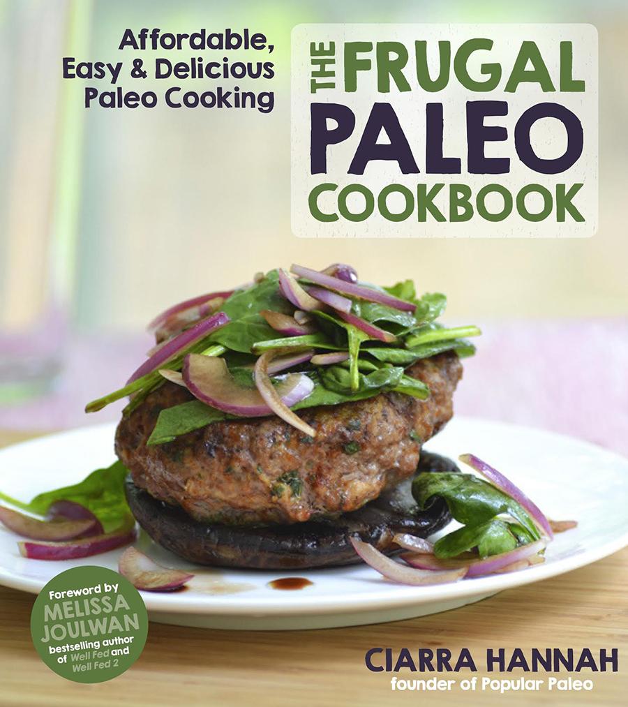 Sweet Potato Tater Tots Recipe and Frugal Paleo Cookbook Review | GrokGrub.com