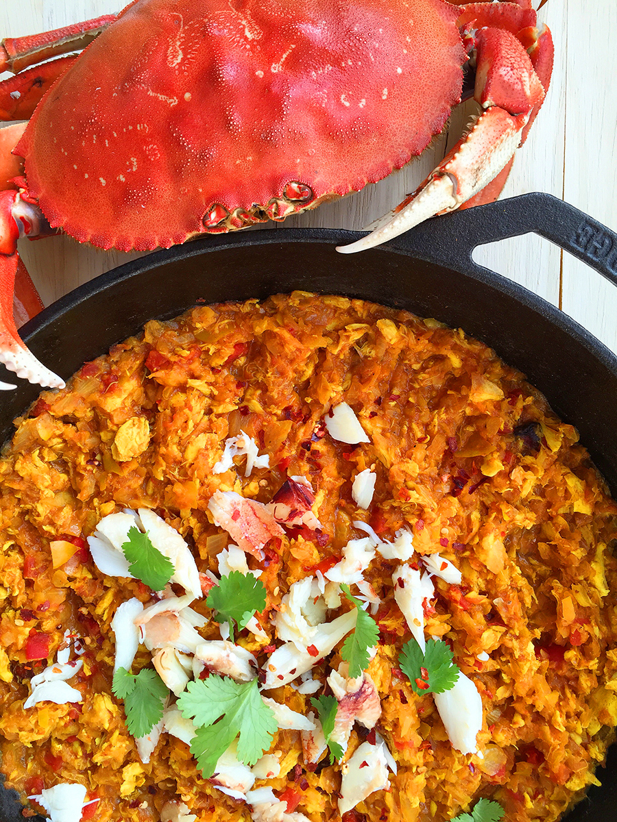 Easy Crab Curry | Fresh Planet Flavor