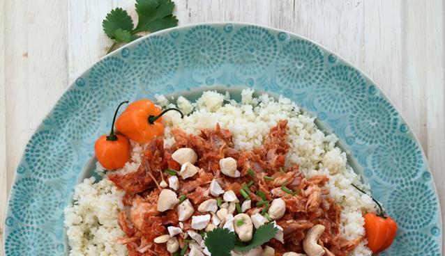 Slow Cooker African Cashew Stew (grain/dairy/sugar free, paleo)   GrokGrub.com
