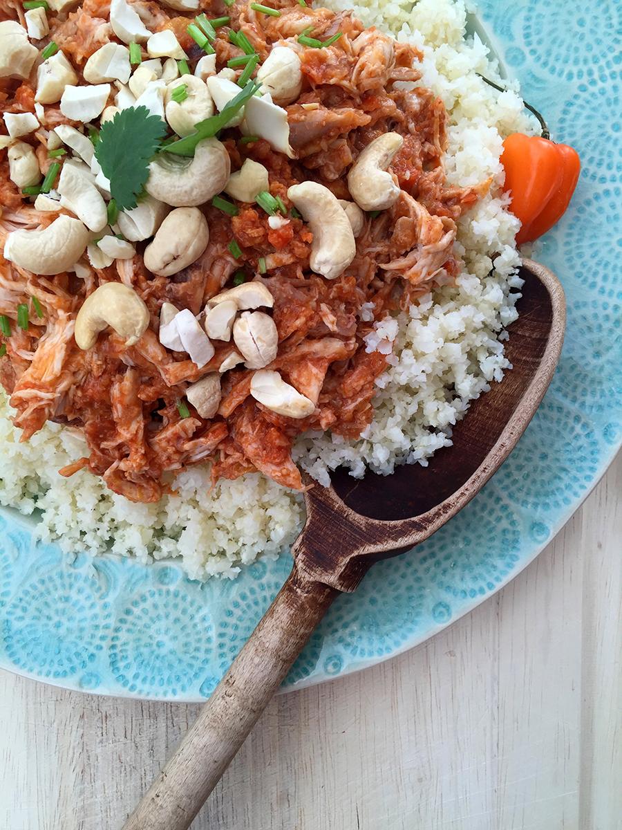 Slow Cooker African Cashew Stew (grain/dairy/sugar free, paleo) | Fresh Planet Flavor