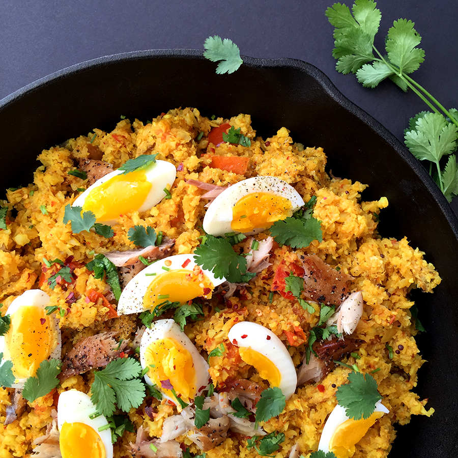 Kedgeree (British Curried Rice With Smoked Haddock) Recipes ...