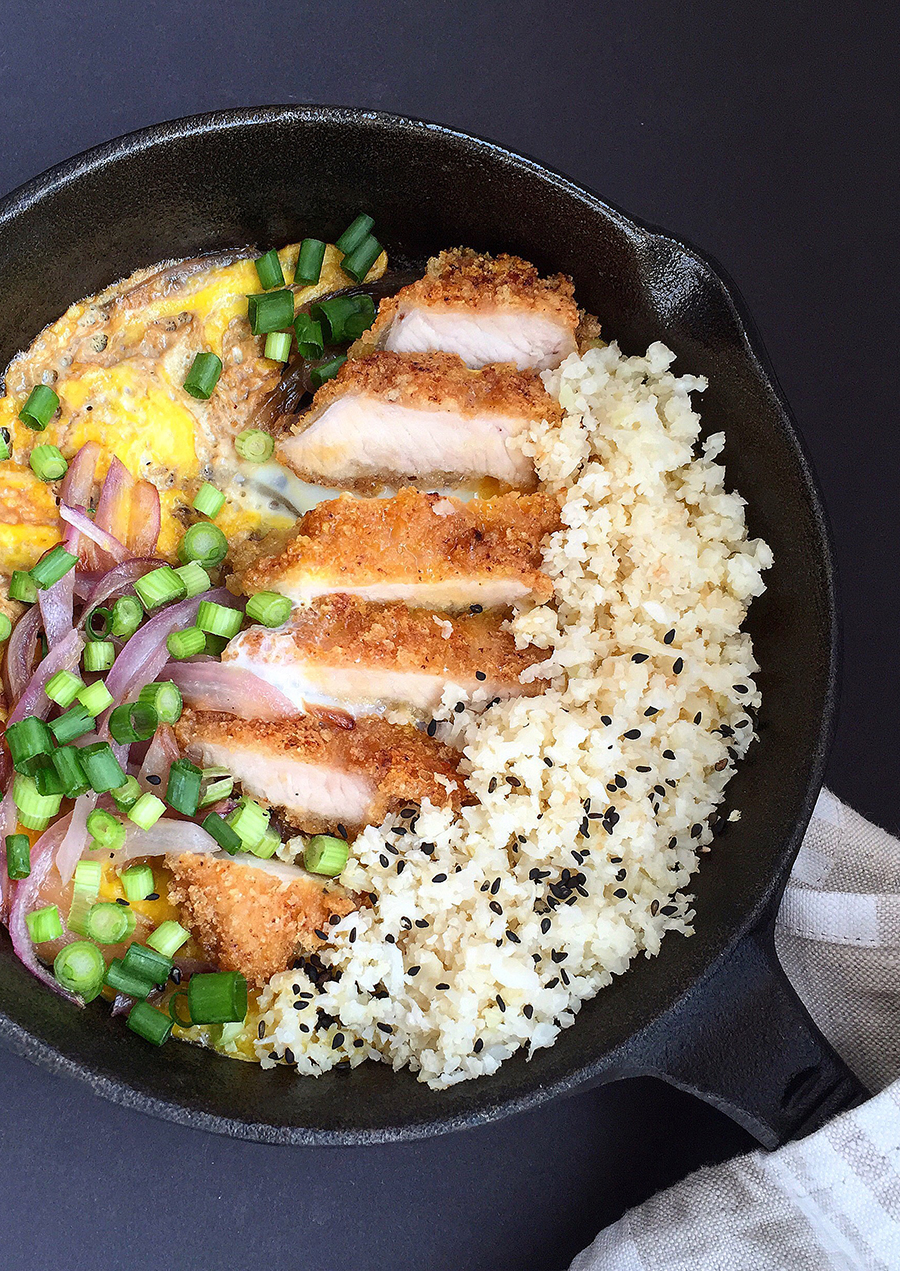 Katsudon - Paleo Takeout Review and Giveaway