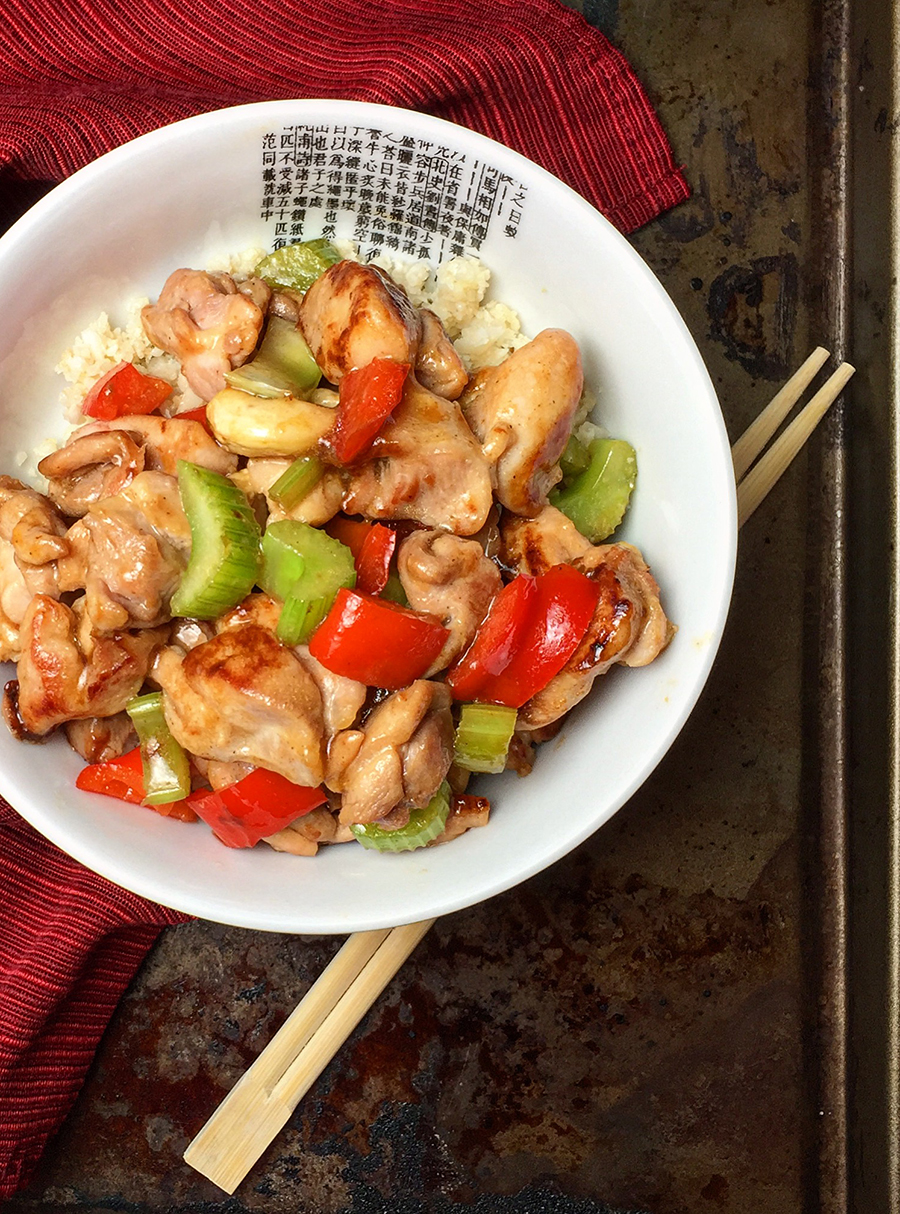 Kung Pao Chicken - Paleo Takeout Review and Giveaway | Fresh Planet Flavor