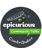 Epicurious Community Contributor