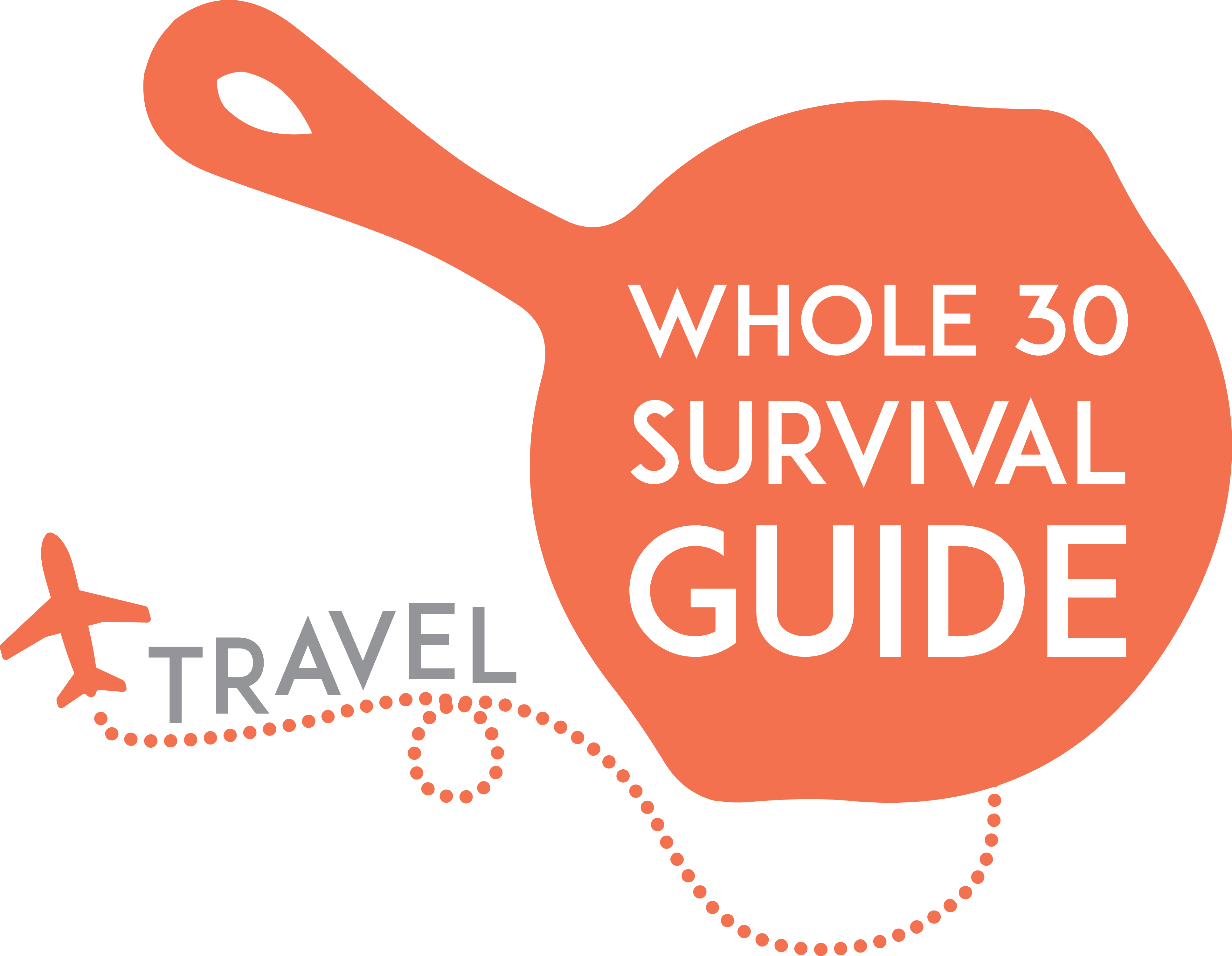 Real Talk Whole30 Survival Guide: Travel
