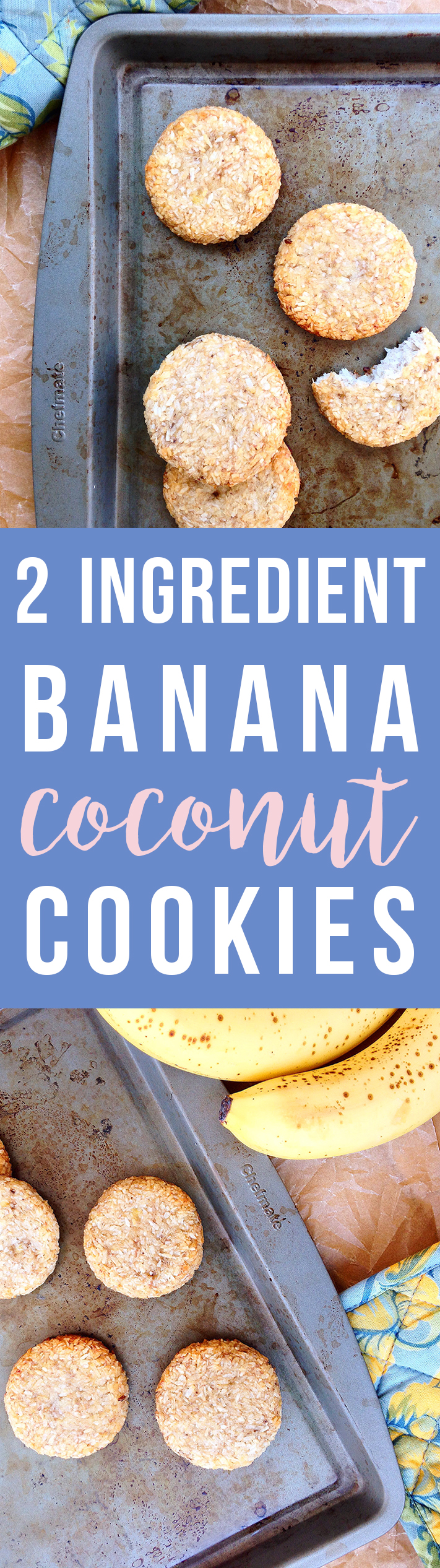 Banana flip cookie recipe