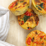 Mini Quiche: 75 Healthy Kid-Friendly Snacks (allergy-friendly for every occasion) | GrokGrub.com