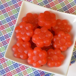 Paleo Sour Strawberry Gummies: 75 Healthy Kid-Friendly Snacks (allergy-friendly for every occasion) | GrokGrub.com