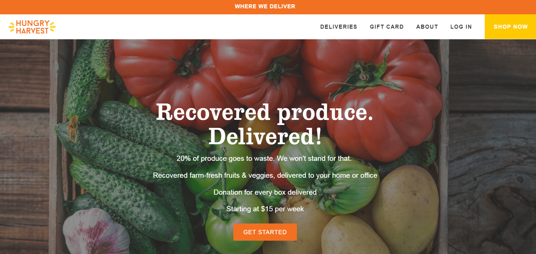 Fight Food Waste with Hungry Harvest | Fresh Planet Flavor