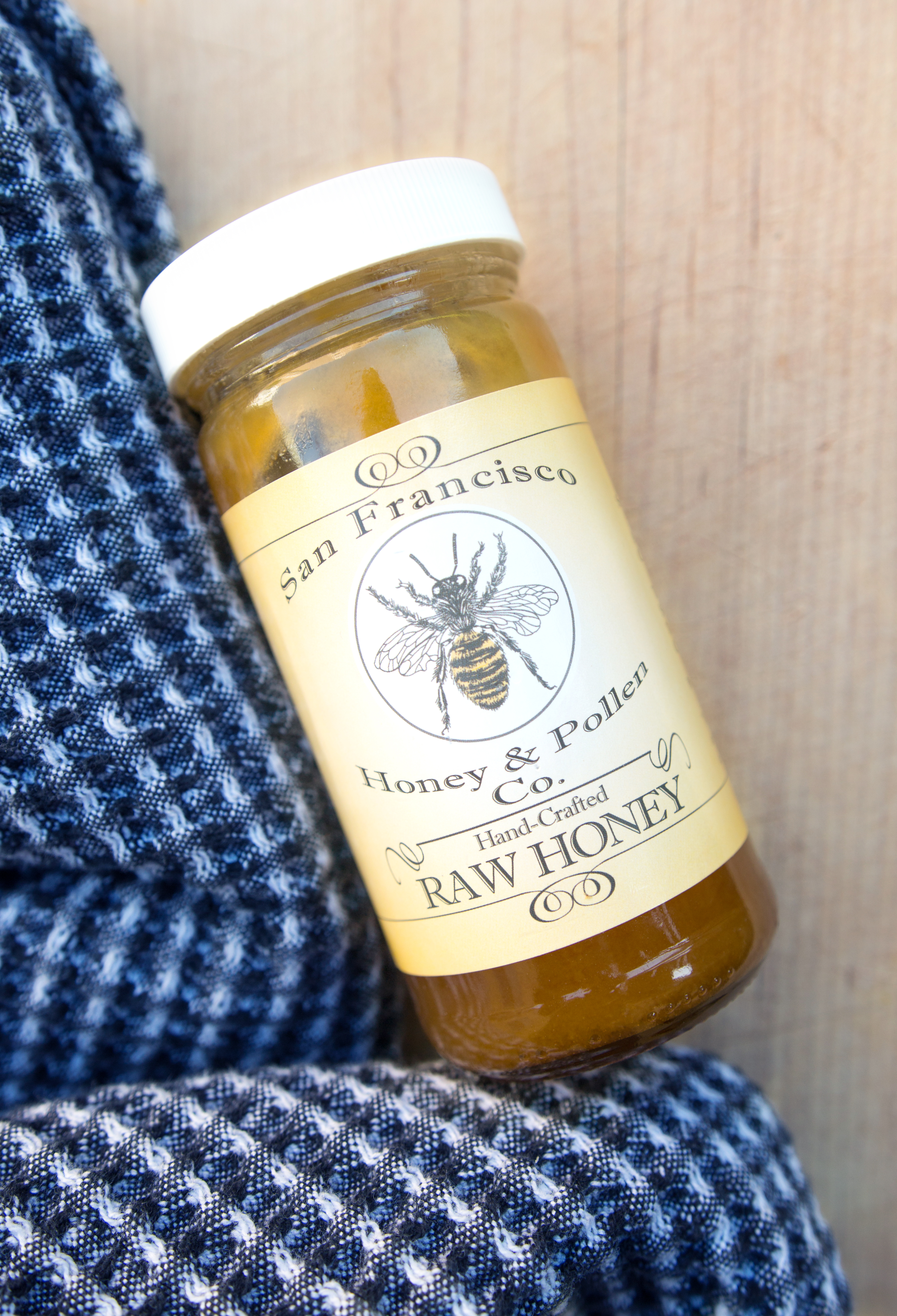 Local Honey for 3 Ingredient No-Bake Coconut Honey Nut Butter Cups