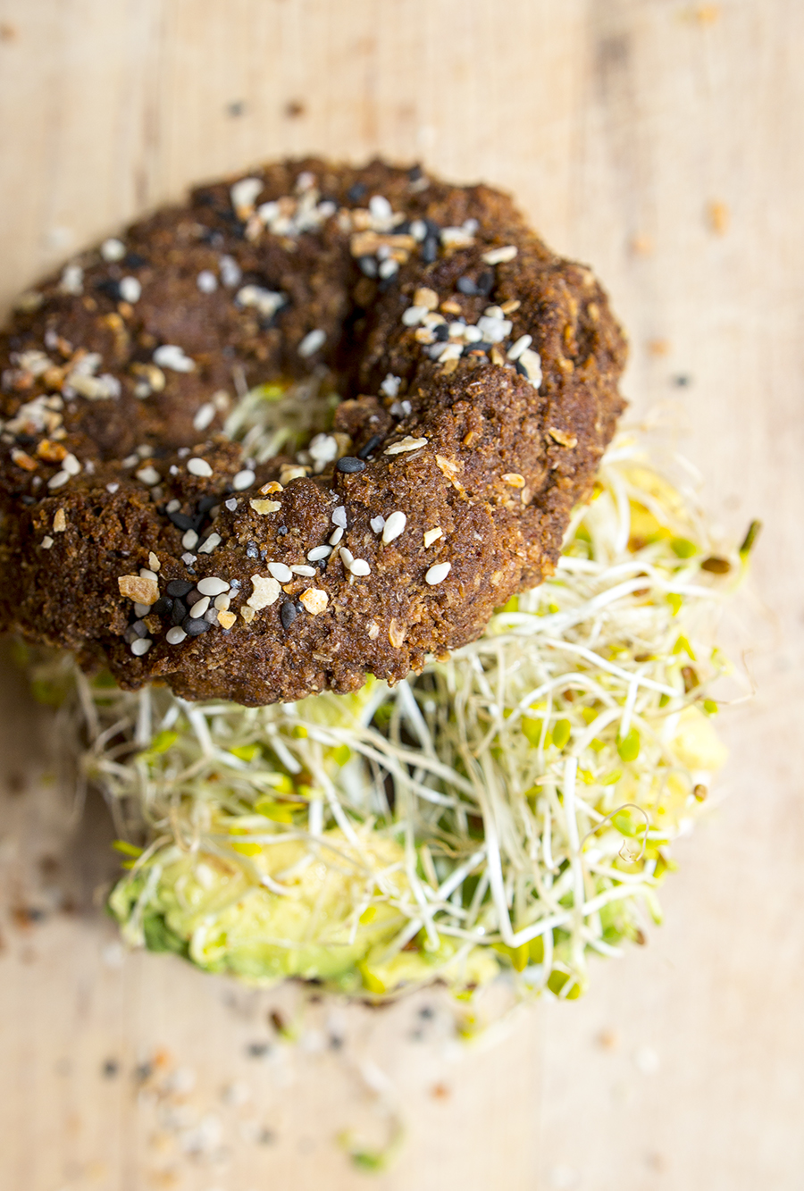 Trendster Bagels: vegan, paleo, and keto... enjoy!