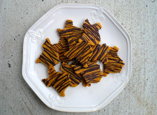Carrot Cookies - Fresh Planet Flavor