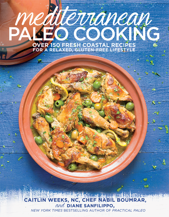 Paleo Pizza Crust Recipe and Mediterranean Paleo Cooking Review | Fresh Planet Flavor
