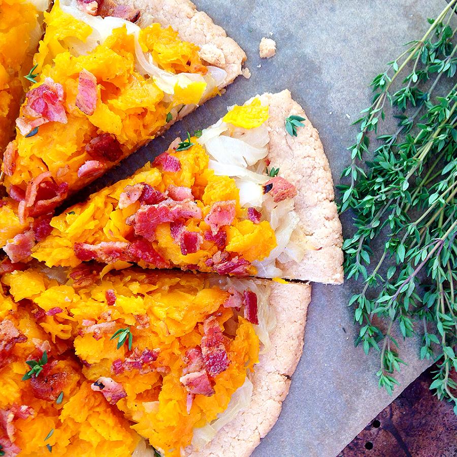 Paleo Pizza Crust Recipe and Mediterranean Paleo Cooking Review | GrokGrub.com