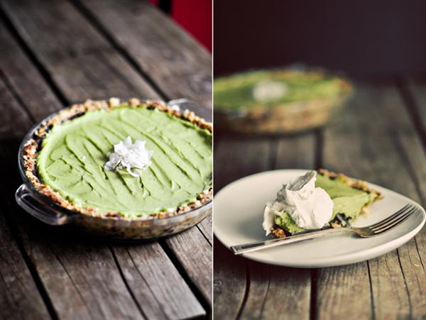 Chocolate Coconut and Lime Pie - 12 Fresh Avocado Recipes   GrokGrub.com