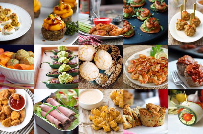 75 Healthy Kid-Friendly Snacks - featured