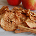 Baked Apple Chips: 75 Healthy Kid-Friendly Snacks (allergy-friendly for every occasion)   GrokGrub.com