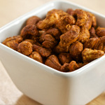 Curried Cashews: 75 Healthy Kid-Friendly Snacks (allergy-friendly for every occasion)   GrokGrub.com