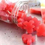 Sour Watermelon Homemade Gummies: 75 Healthy Kid-Friendly Snacks (allergy-friendly for every occasion)   GrokGrub.com