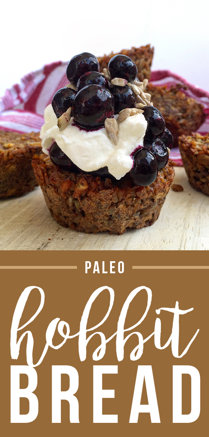 Paleo Hobbit Bread (grain free, sugar free, dairy free)   Fresh Planet Flavor